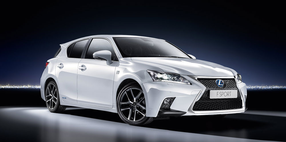 Lexus CT 200h JD Power Initial Quality