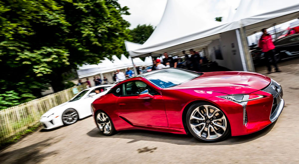 Lexus LC Goodwood Speed