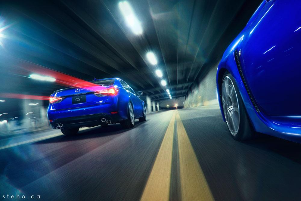 Lexus GS F RC F Ste Ho