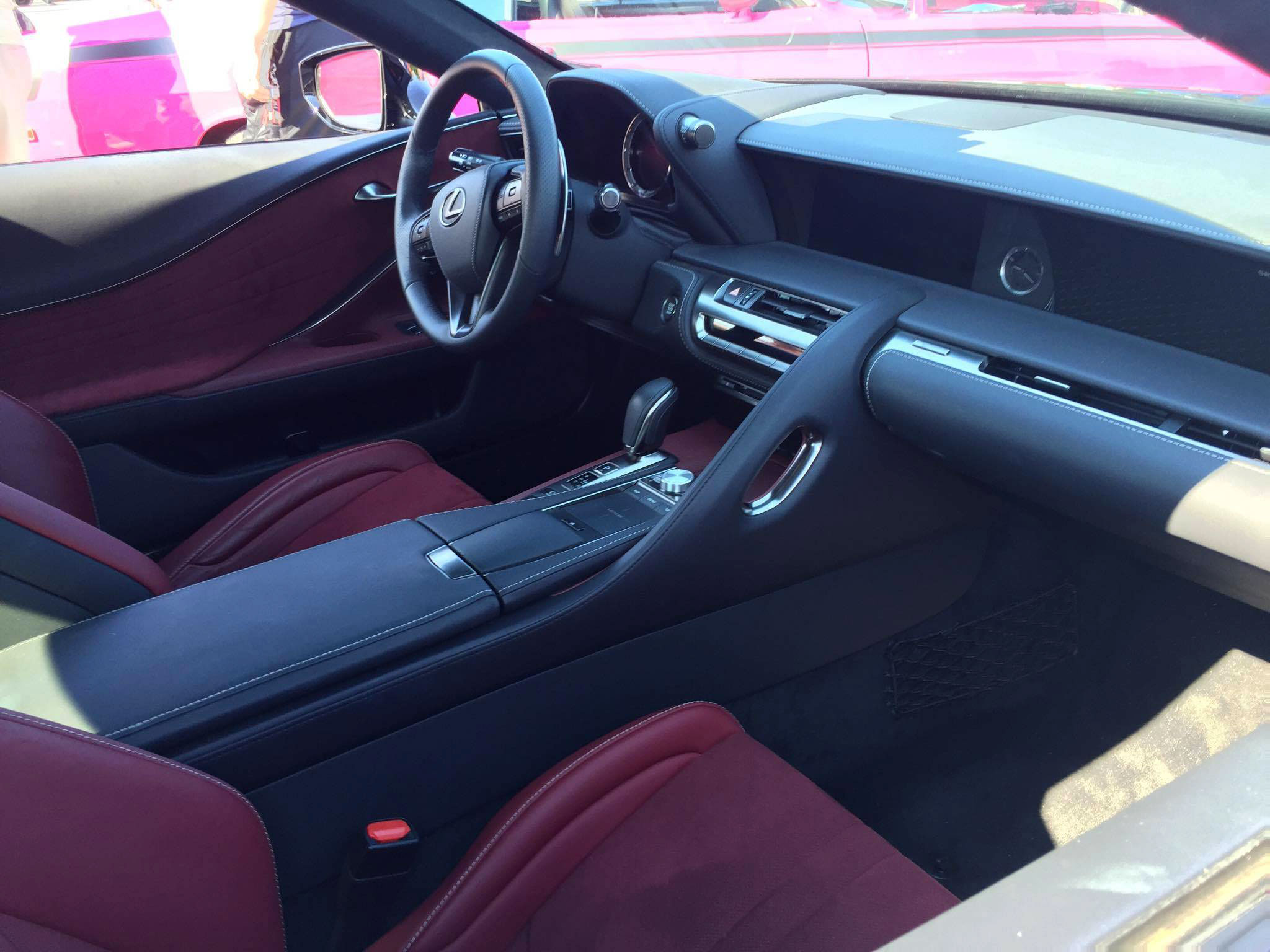 Lexus Lc500 Forum View Single Post Lc 500 Spotted At Cars And Coffee