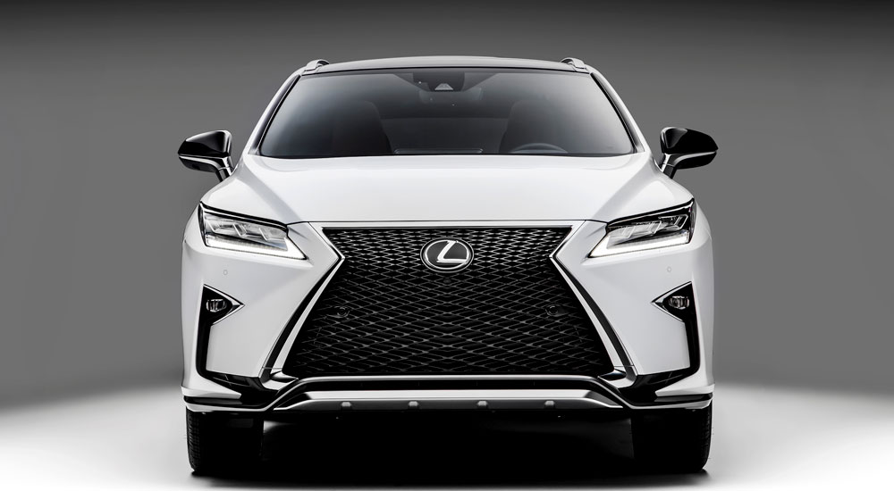Lexus Global Sales RX