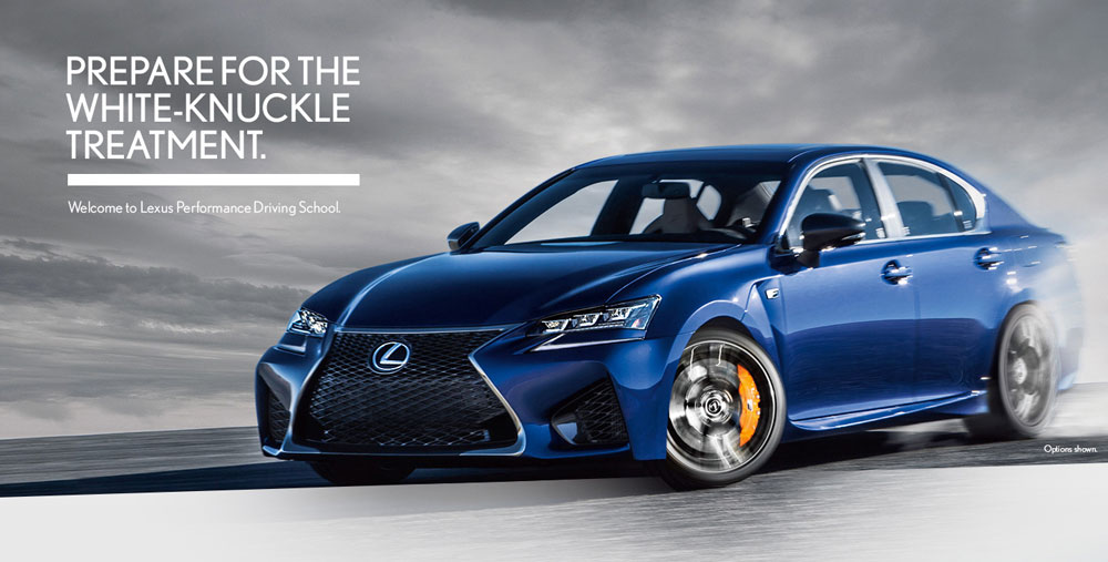 Lexus Performance Driving School