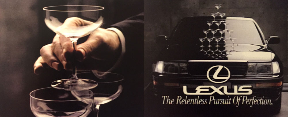 Lexus LS Tom Cordner Podcast