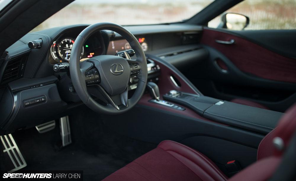 Lexus LC Larry Chen 3