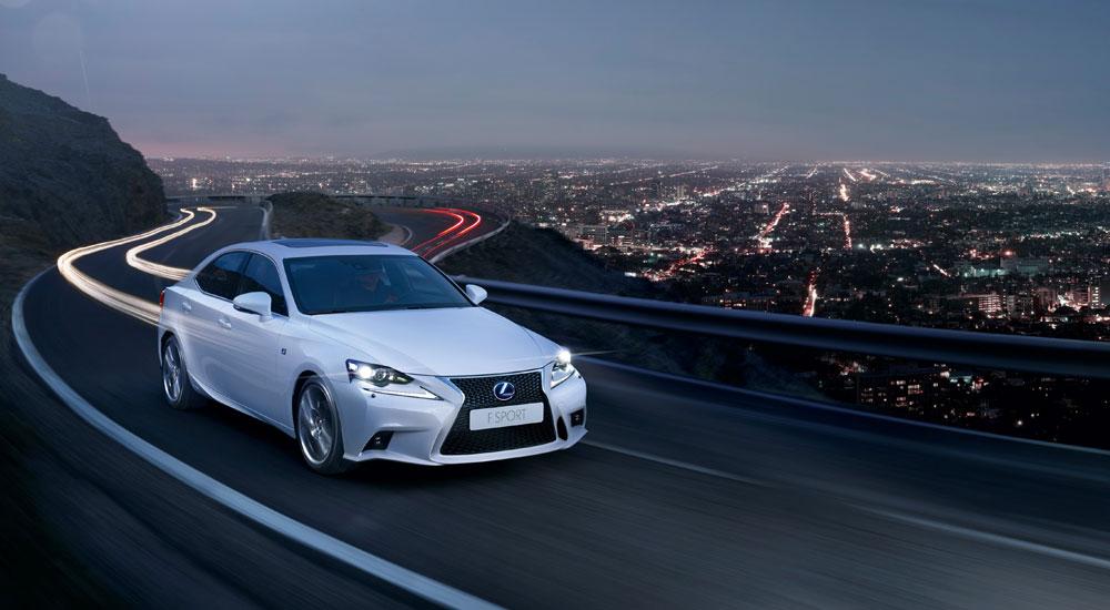 Lexus IS 1,000,000 Milestone
