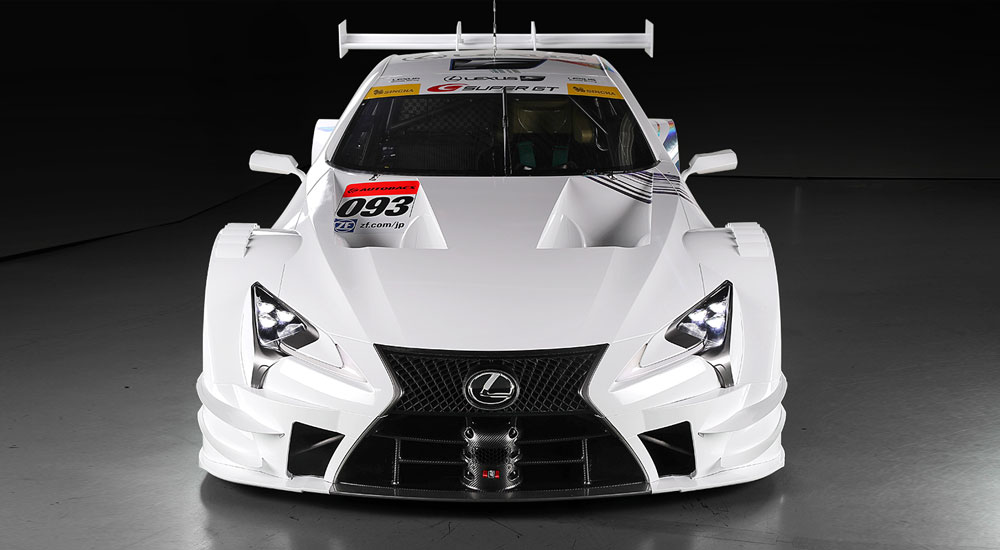 Lexus LC GT500 Race Car