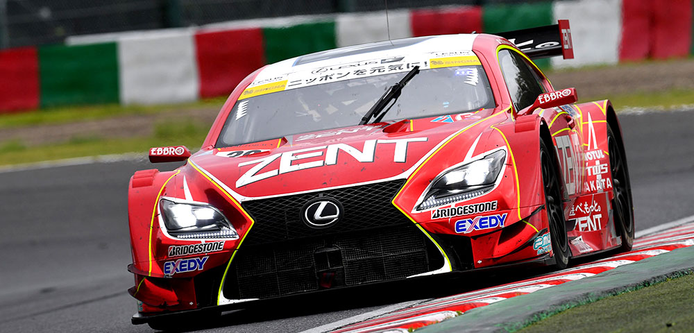 Lexus Team Zent Cerumo Wins