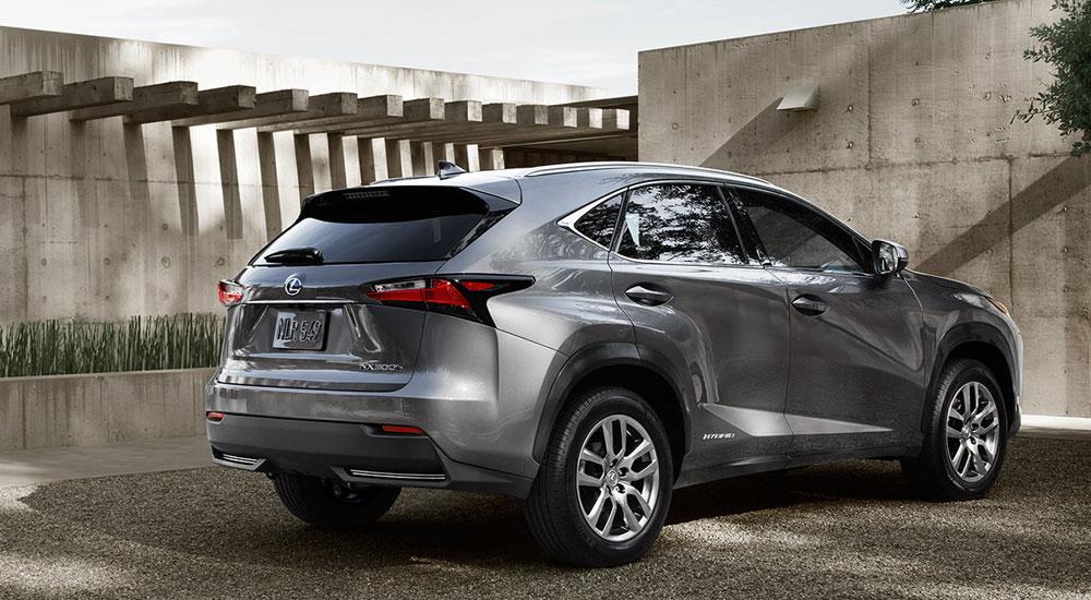 Lexus NX August 2016