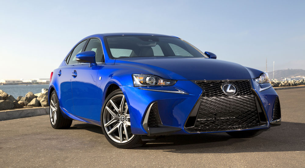 Lexus IS 2017 F SPORT New