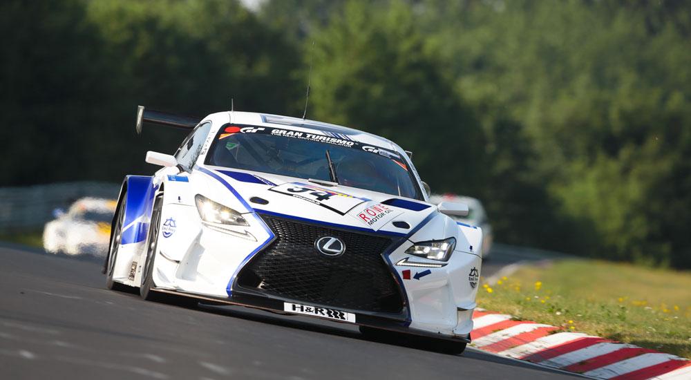 Lexus RC F GT3 Emil Frey