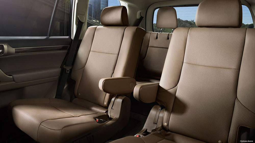 Lexus GX Captain's Chairs