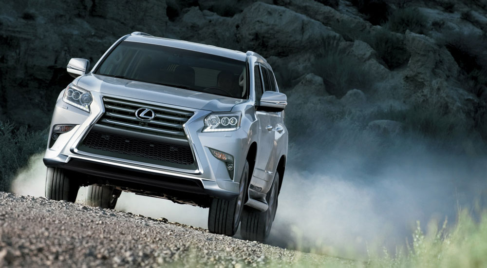 Lexus GX Sport Design Package Front