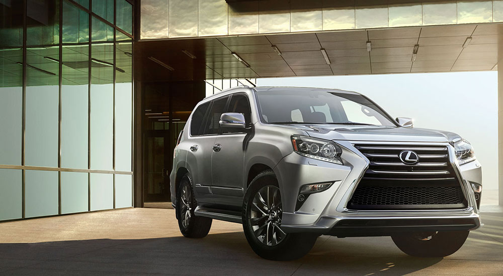 Lexus GX Sport Design Package