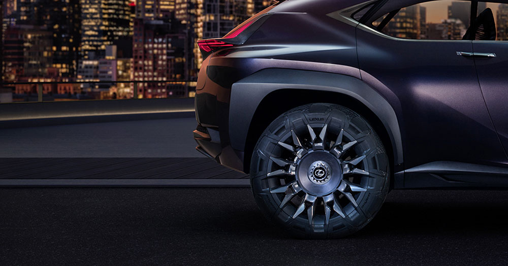 Lexus UX Tires
