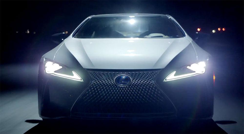 Lexus LC Hybrid