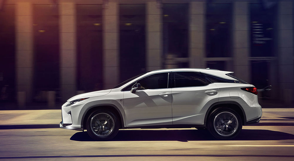 Lexus RX September 2016