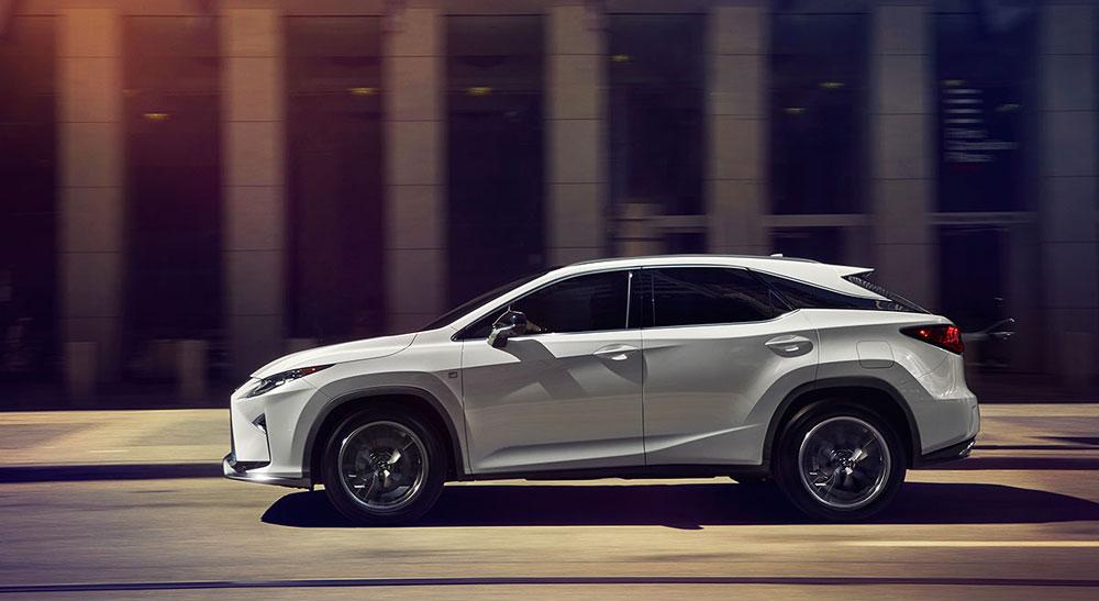 Lexus September 2016 Sales Report