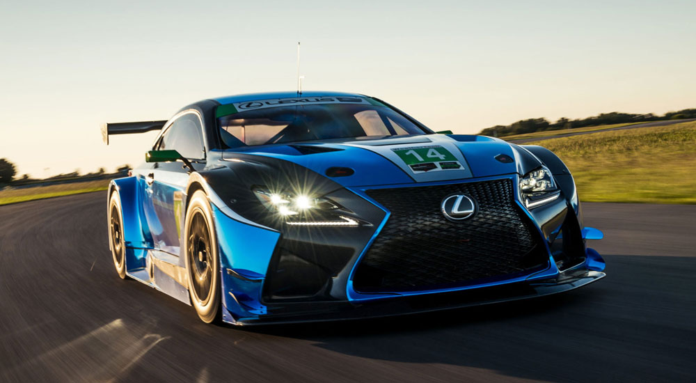 Lexus RC F 3GT Racing