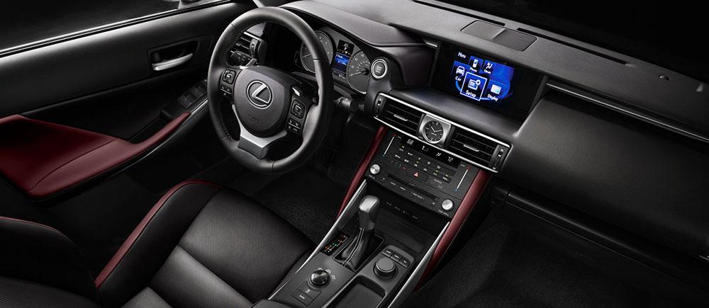 Lexus Nuance Black