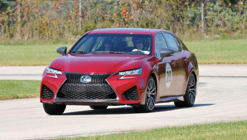 Lexus PDS Lead