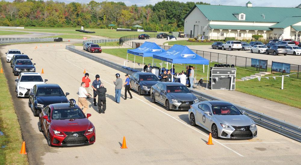 Lexus PDS Lead/Follow