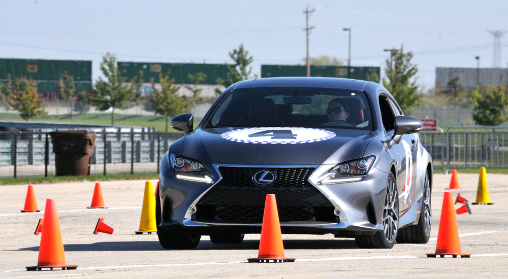 Performance Driving School >> A Lexus Performance Driving School Experience Lexus Enthusiast