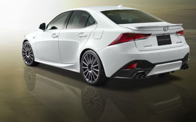 trd japan releases body kit for updated 2017 lexus is f sport. Black Bedroom Furniture Sets. Home Design Ideas