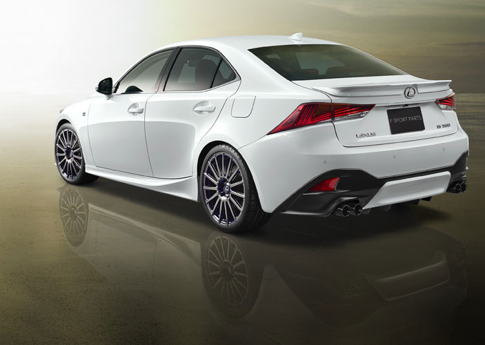 Official Lexus Tuner Trd An Have Released Details On Their Body Kit For The Updated 2017 Is F Sport First Off Let S Take A Look At Images