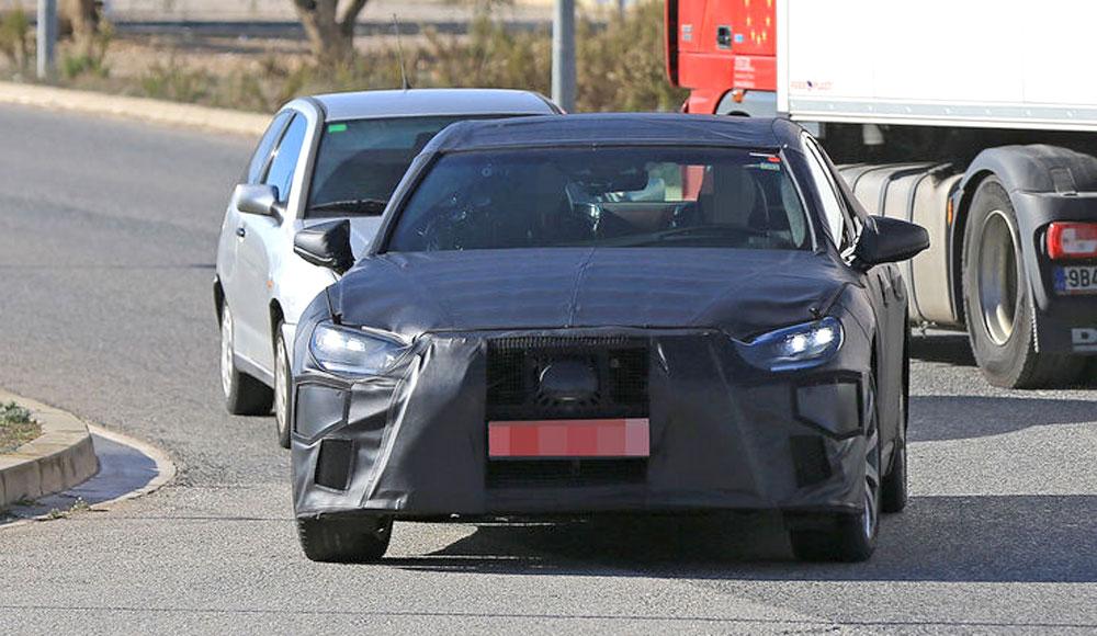 Lexus LS Prototype Front