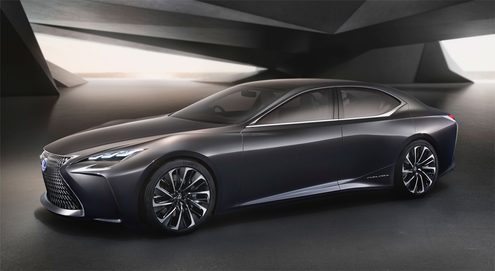 Lexus LS Fuel Cell