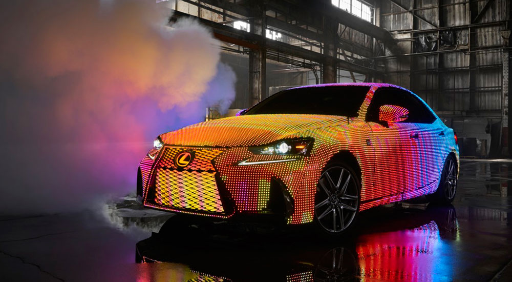 Lexus IS LIT