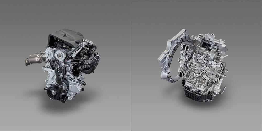 Lexus New Engine New Tranny