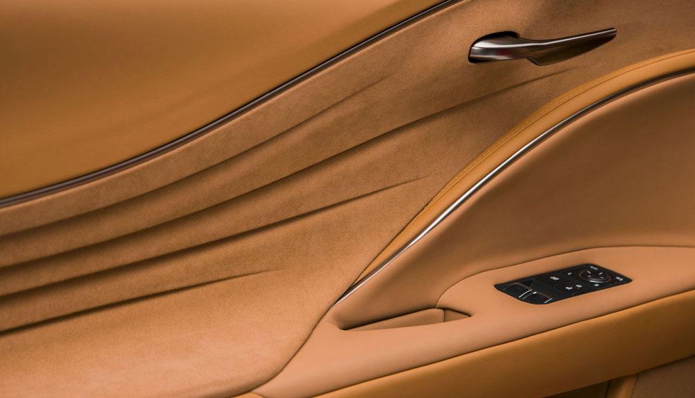 Lexus LC Door Inner