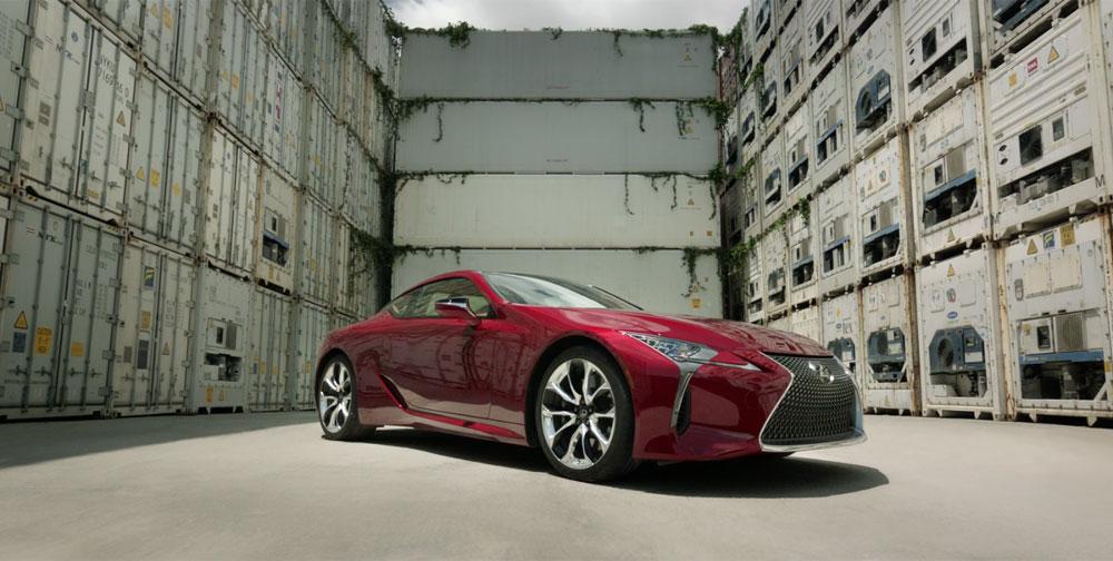 Lexus LC Videos