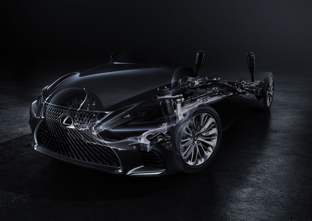 Lexus LS Next-Generation High Resolution