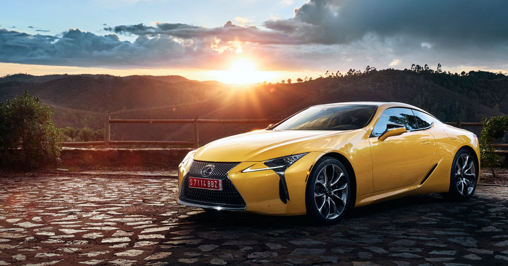 Lexus LC Reviews