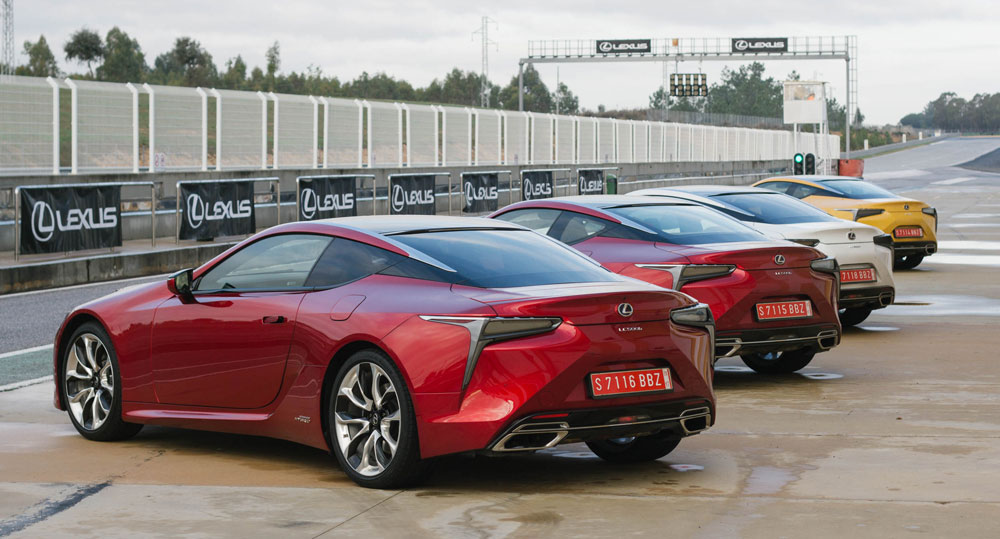 Lexus LC Review Video