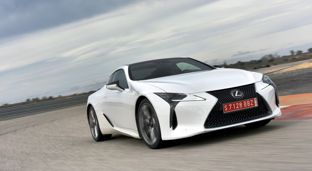 Dan Neil Reviews The 2018 Lexus Lc 500