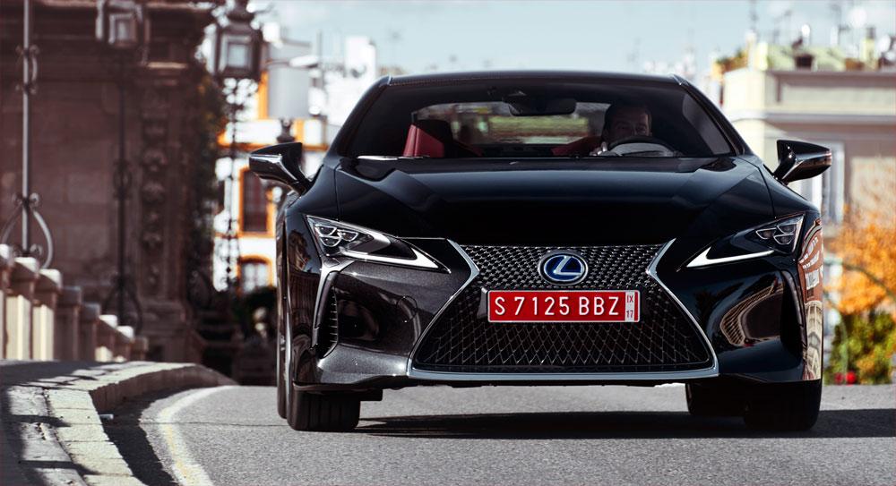 Rumor: Is Lexus Preparing an LC Convertible?