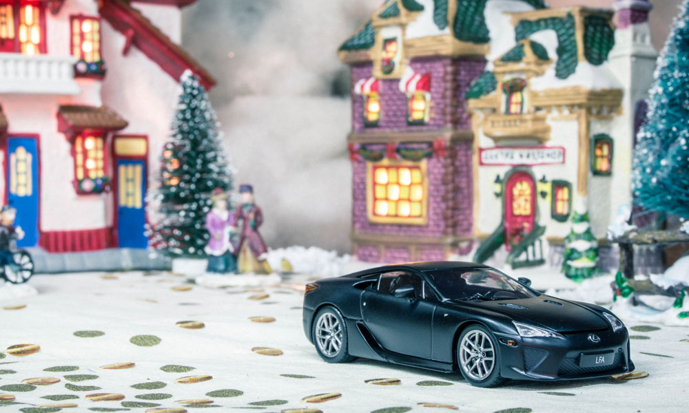 Lexus Enthusiast Christmas 2015