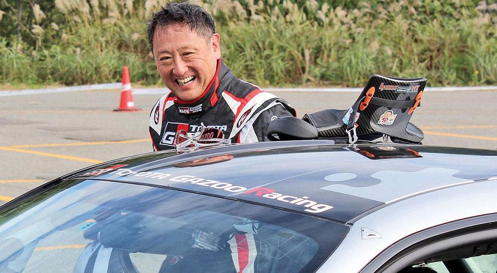Lexus Akio Toyoda