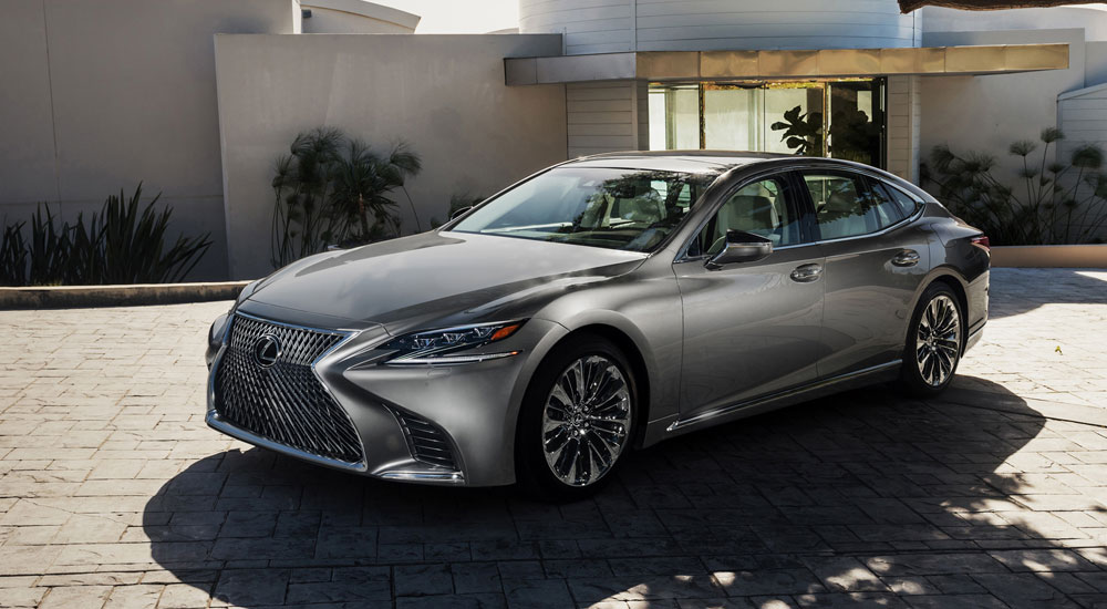 introducing the all-new 2018 lexus ls 500 | lexus enthusiast