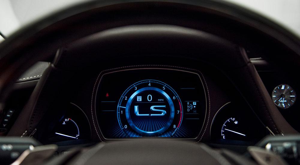 Lexus LS IP
