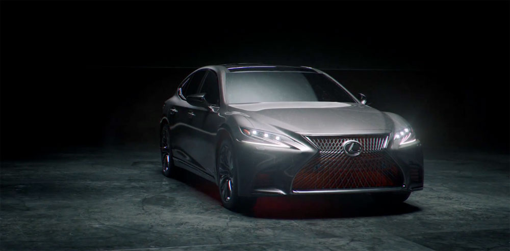 Lexus LS Launch Video