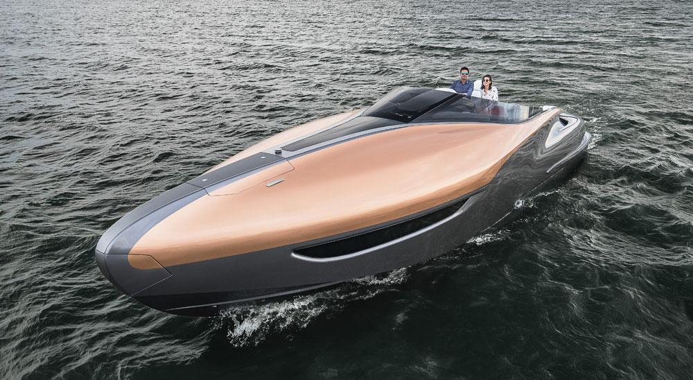 Lexus Sport Concept Design