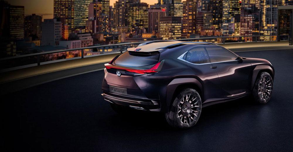 Lexus UX Concetto