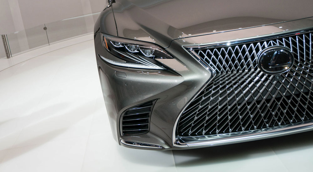 Lexus LS 2018 First Impressions