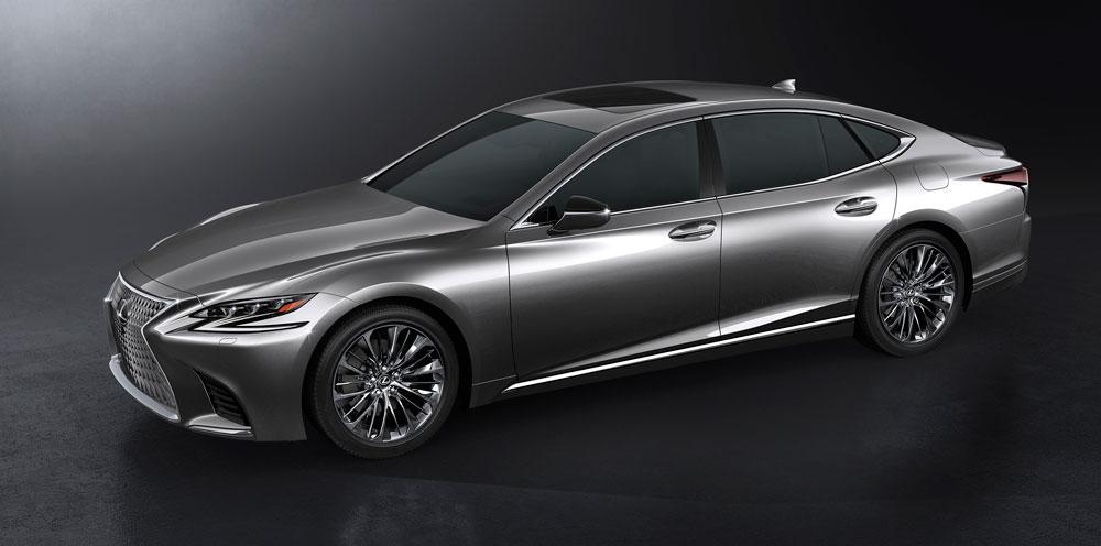 Lexus LS Not LC