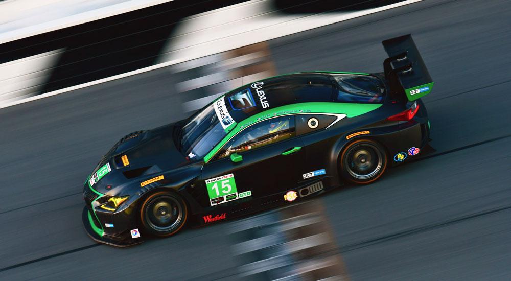 Lexus RC F GT3 Racing