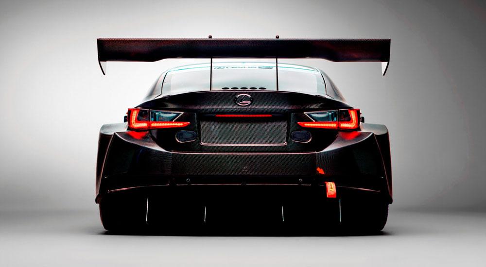 Lexus RC F GT300